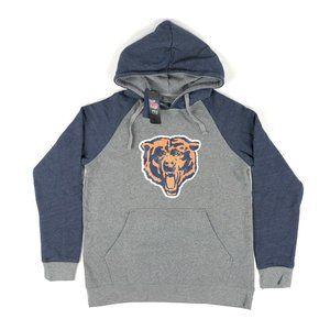 Chicago Bears NFL Pro Line Fanatics Mens Hoodie